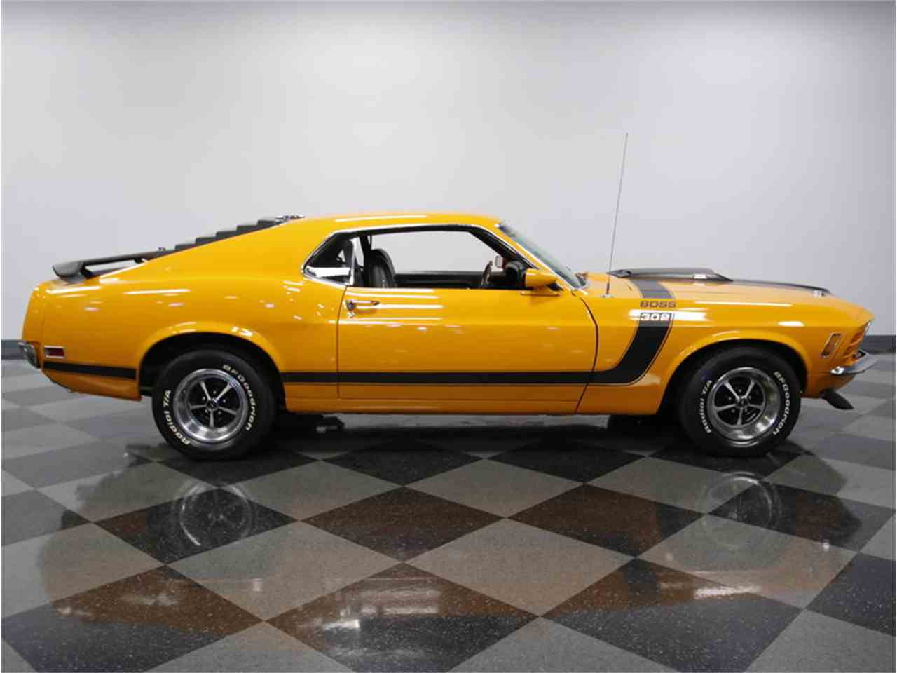 Large Picture of Classic '70 Mustang Boss 302 Tribute located in North Carolina Offered by Streetside Classics - Charlotte - IQT9