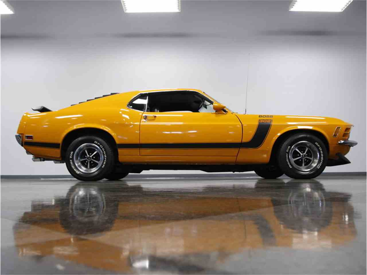 Large Picture of '70 Mustang Boss 302 Tribute located in North Carolina - IQT9