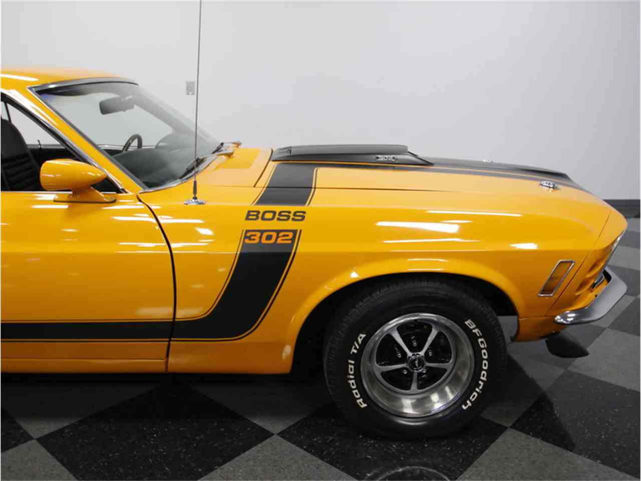 Large Picture of 1970 Ford Mustang Boss 302 Tribute located in North Carolina - IQT9