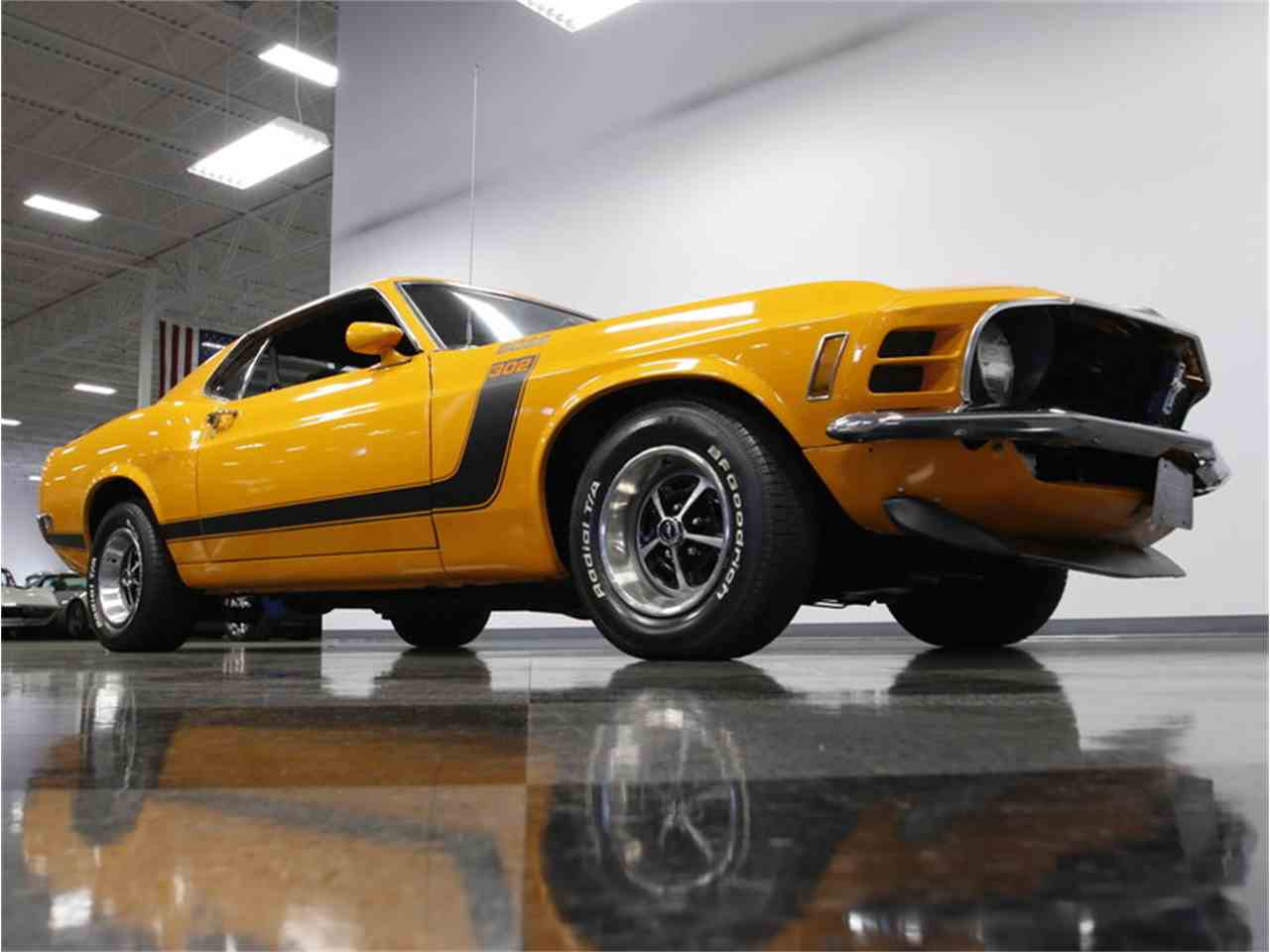 Large Picture of '70 Mustang Boss 302 Tribute - $34,995.00 Offered by Streetside Classics - Charlotte - IQT9