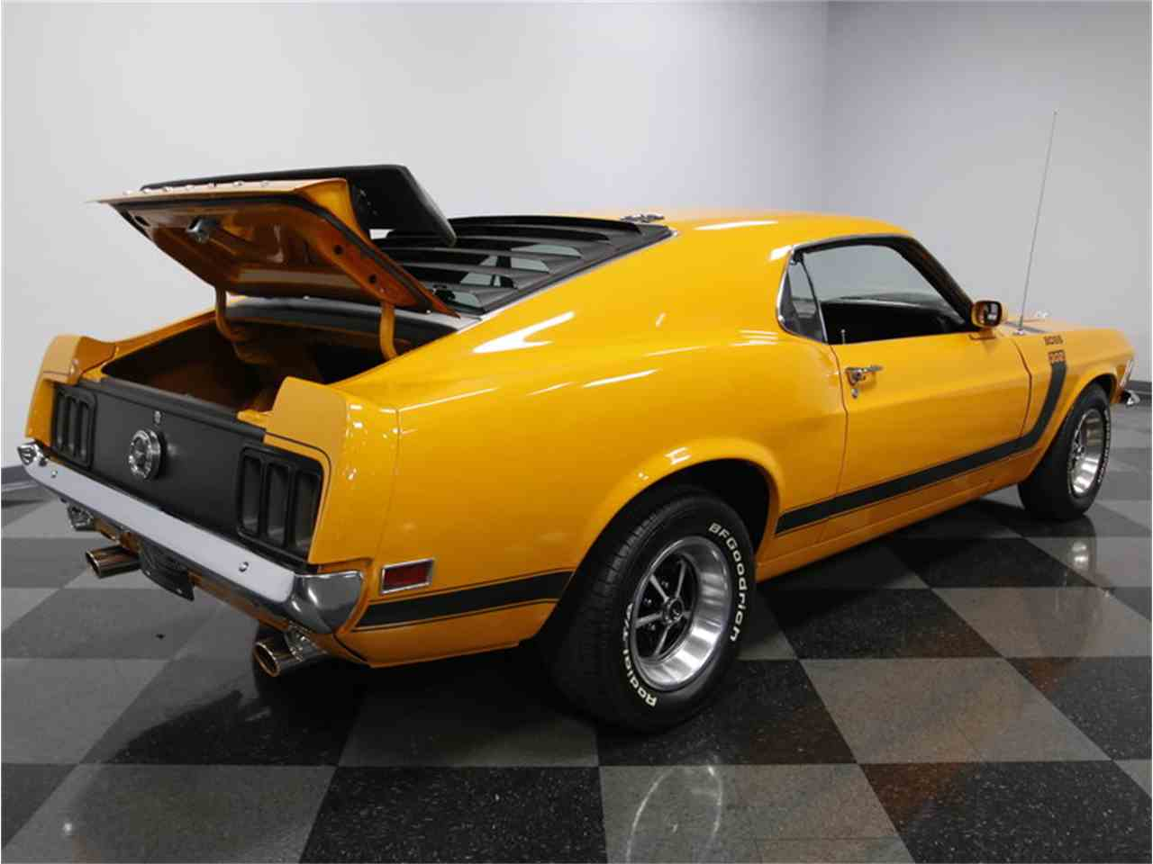 Large Picture of 1970 Mustang Boss 302 Tribute Offered by Streetside Classics - Charlotte - IQT9