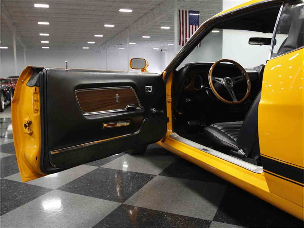 Large Picture of Classic 1970 Mustang Boss 302 Tribute located in North Carolina - $34,995.00 Offered by Streetside Classics - Charlotte - IQT9