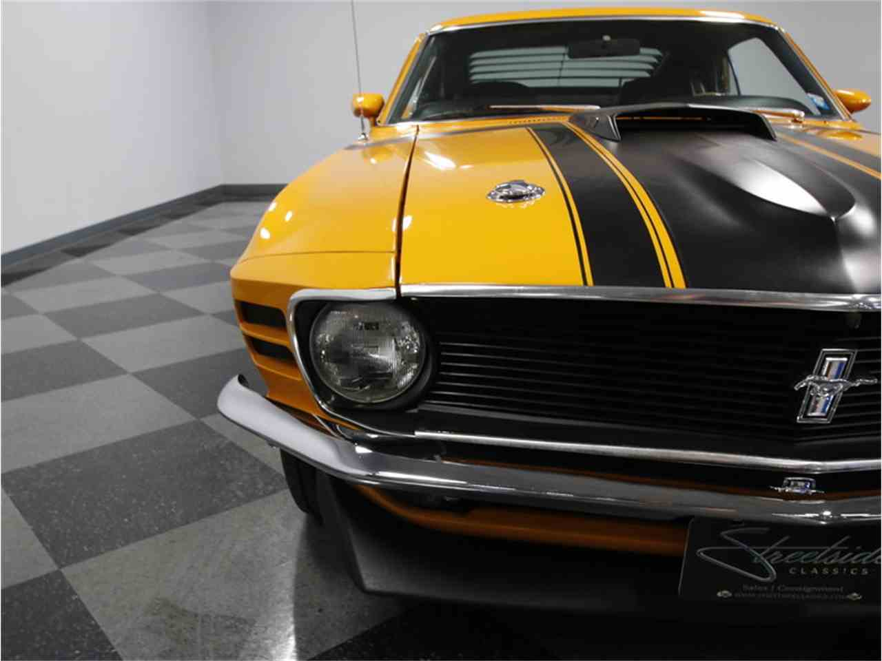 Large Picture of '70 Mustang Boss 302 Tribute Offered by Streetside Classics - Charlotte - IQT9