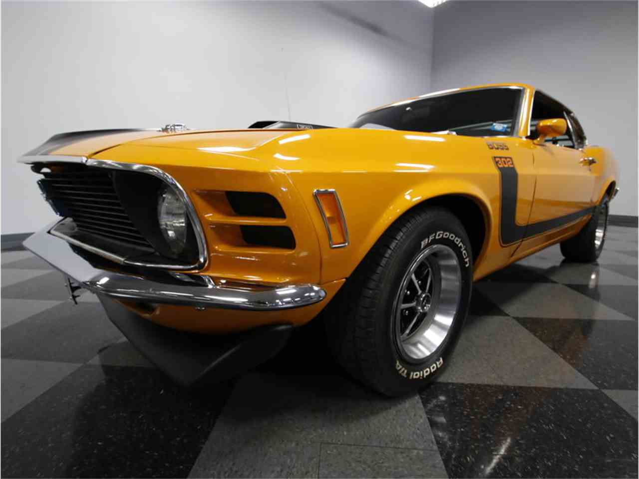 Large Picture of 1970 Ford Mustang Boss 302 Tribute - $34,995.00 - IQT9