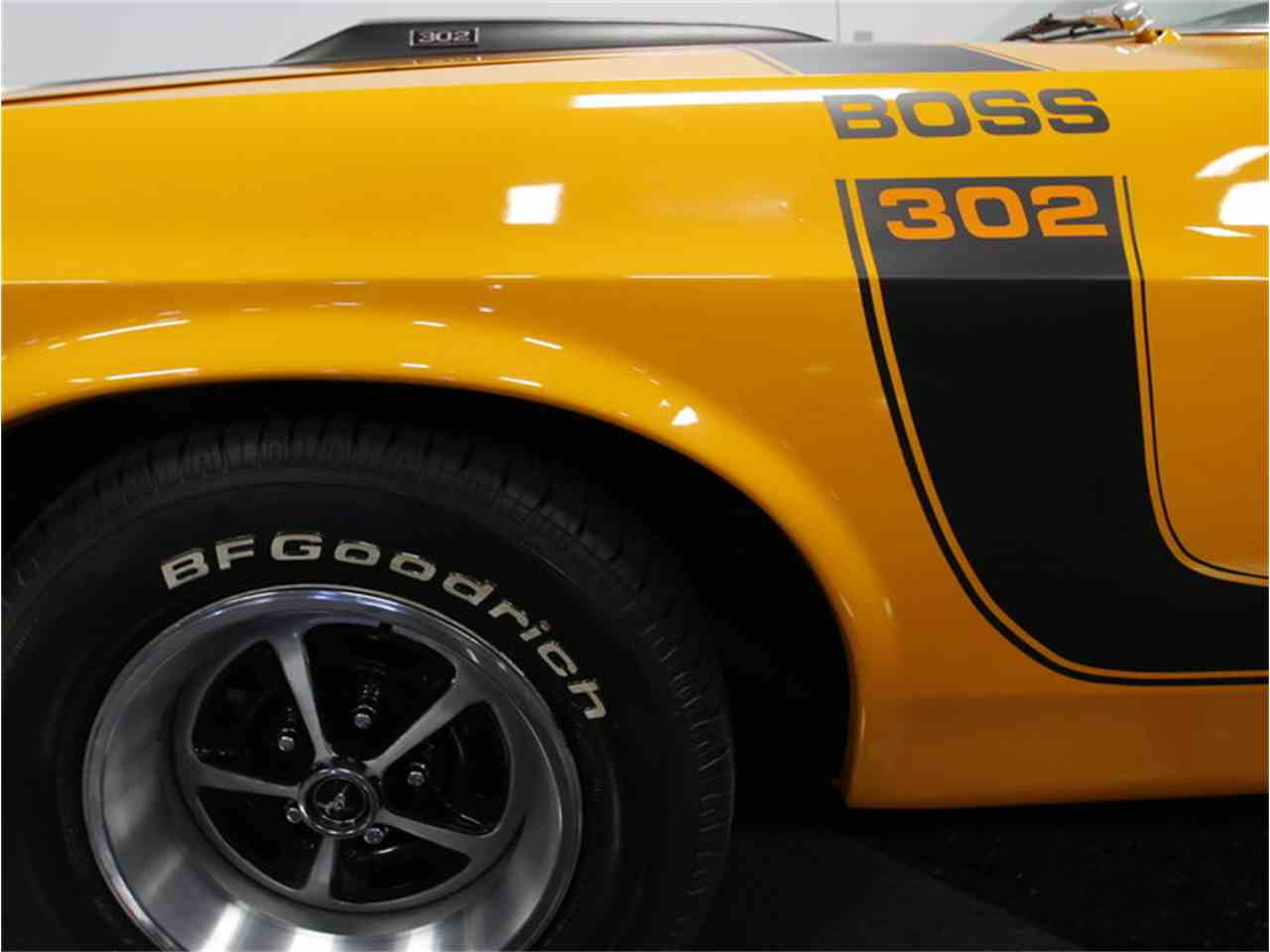 Large Picture of Classic '70 Mustang Boss 302 Tribute - IQT9