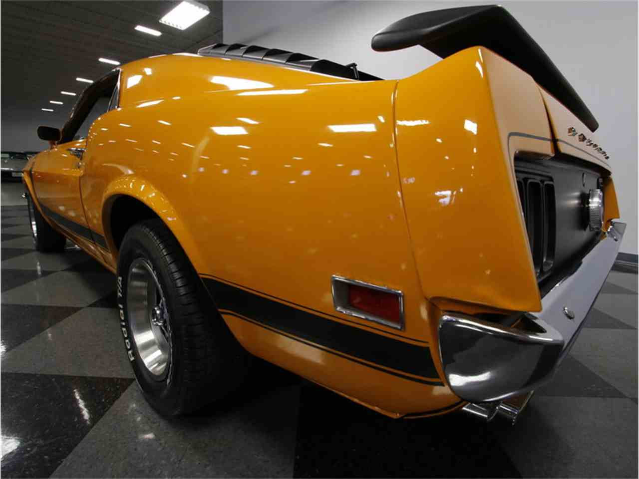 Large Picture of 1970 Ford Mustang Boss 302 Tribute located in Concord North Carolina - IQT9