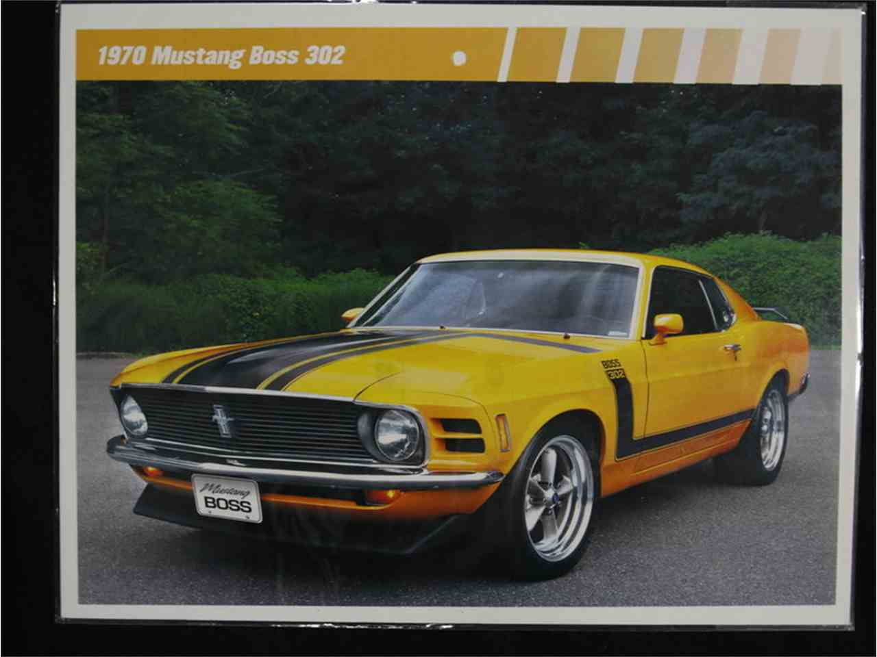 Large Picture of Classic 1970 Ford Mustang Boss 302 Tribute - $34,995.00 - IQT9