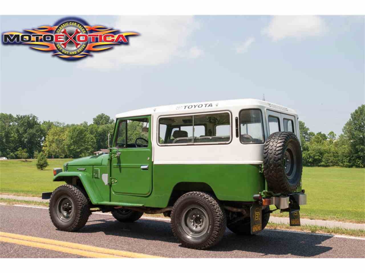 Large Picture of '83 Land Cruiser FJ - IQTE