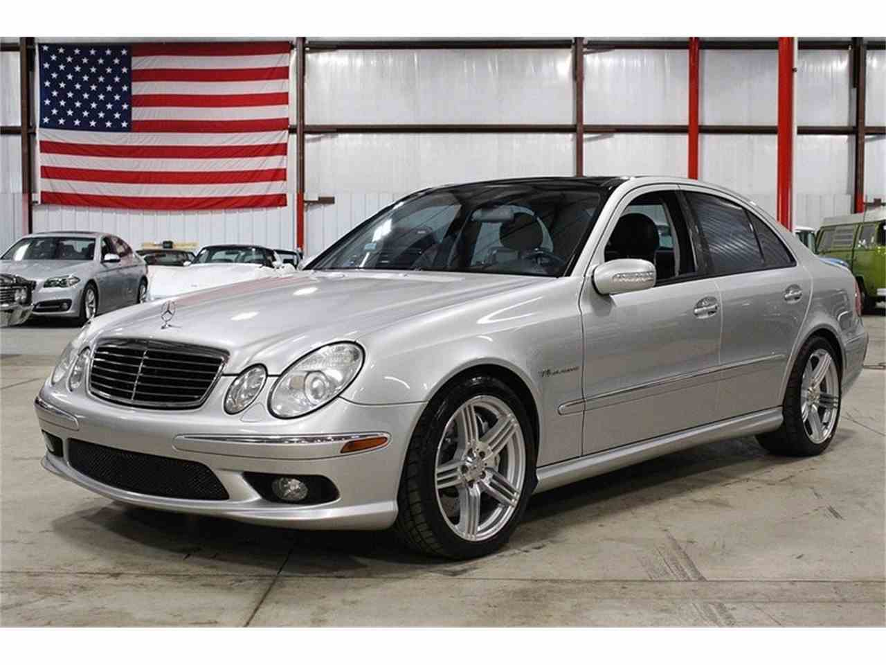 2005 mercedes benz e55 for sale cc 874618. Black Bedroom Furniture Sets. Home Design Ideas