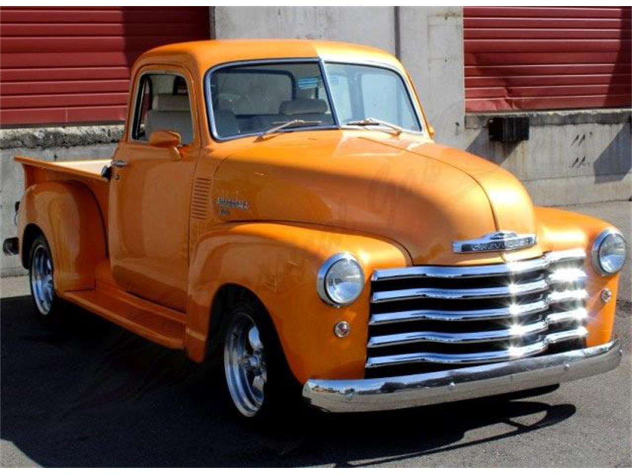 1949 Chevrolet Pickup For Sale Cc 874659 Chevy Truck Hot Rod Large Picture Of 49 Iqw3