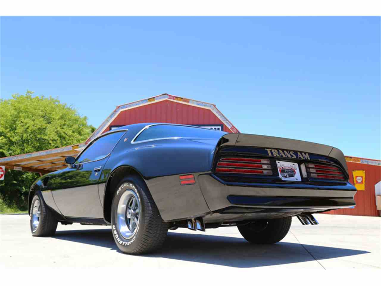 Large Picture of '76 Firebird Trans Am - IQWT
