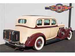 Picture of Classic 1935 Pierce Arrow 845 Sedan located in Missouri - $41,900.00 - IQZ9