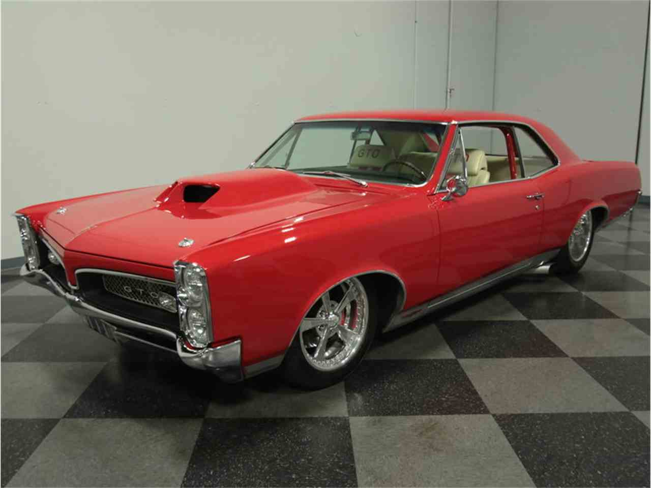 Large Picture of '67 GTO - IQZJ