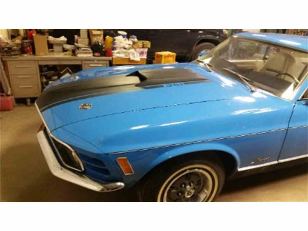 Large Picture of '70 Mustang - IR1I