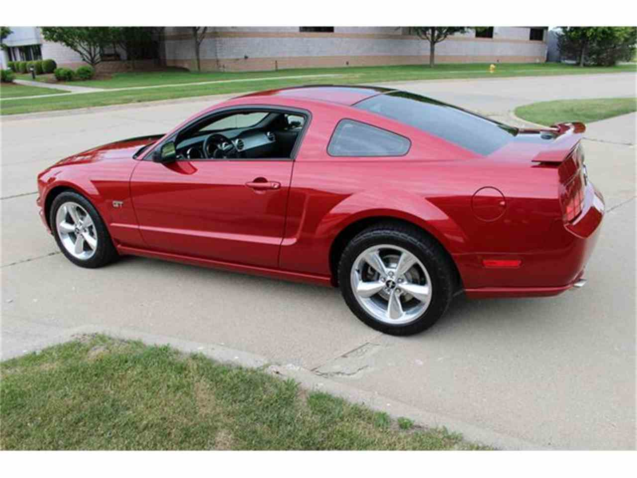 Large Picture of '08 Mustang GT - IR1S