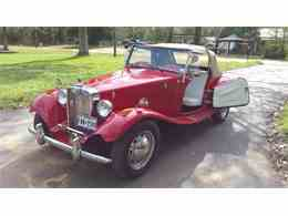 Picture of '52 MG TD located in Escondido California - $9,999.00 - IR3X