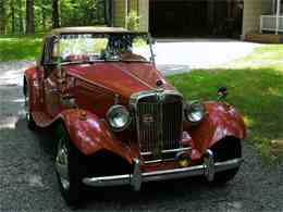 Picture of Classic '52 MG TD - $9,999.00 - IR3X