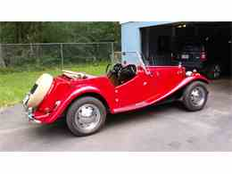 Picture of Classic '52 MG TD located in California - $9,999.00 Offered by a Private Seller - IR3X