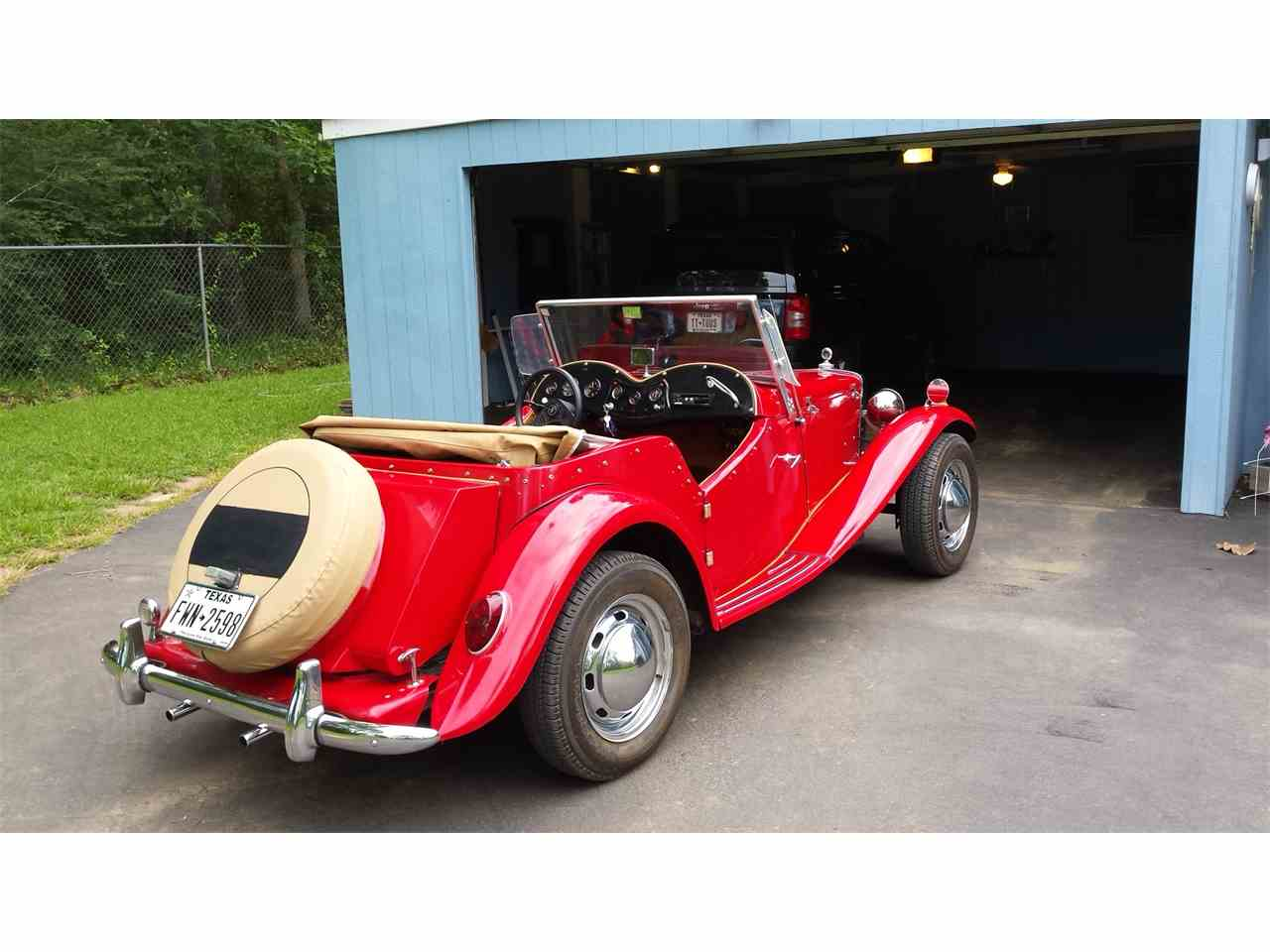 Large Picture of 1952 MG TD located in Escondido California - $9,999.00 - IR3X