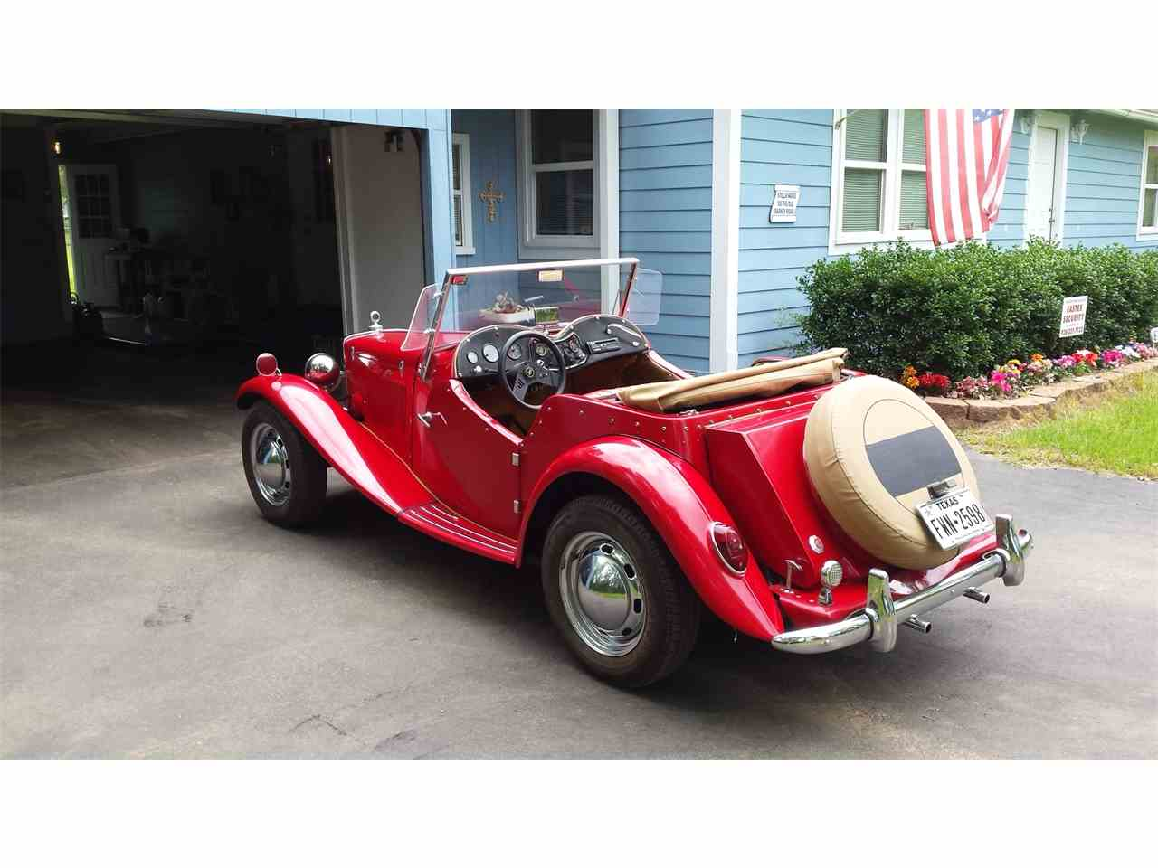 Large Picture of Classic '52 MG TD located in Escondido California - $9,999.00 - IR3X