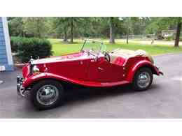 Picture of Classic '52 MG TD - IR3X