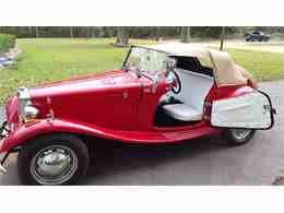 Picture of Classic 1952 MG TD located in Escondido California Offered by a Private Seller - IR3X