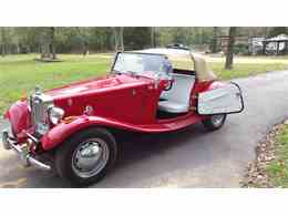 Picture of 1952 MG TD located in Escondido California - $9,999.00 Offered by a Private Seller - IR3X