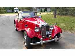 Picture of Classic '52 MG TD located in California - $9,999.00 - IR3X