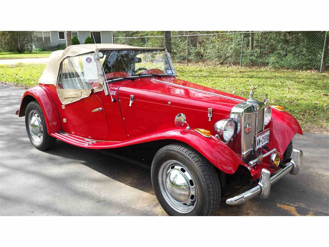 Large Picture of '52 MG TD - $9,999.00 Offered by a Private Seller - IR3X