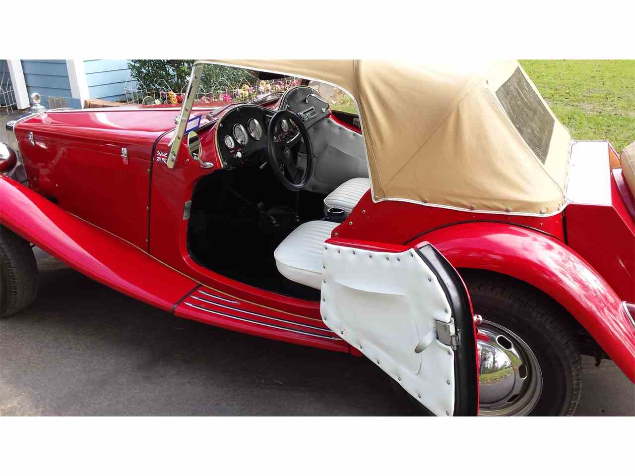 Large Picture of Classic 1952 MG TD - $9,999.00 Offered by a Private Seller - IR3X