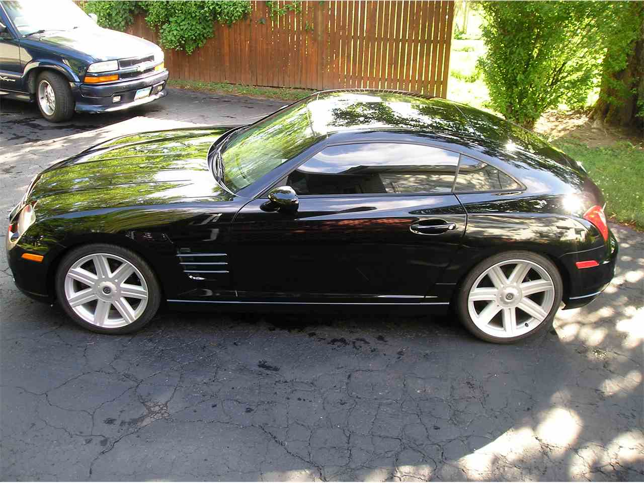 Large Picture of '07 Crossfire - IRAI