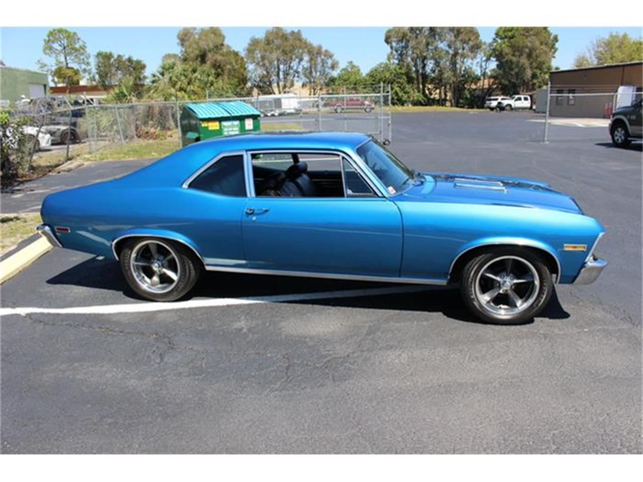 Large Picture of 1971 Nova SS located in Florida Offered by More Muscle Cars - IRAM