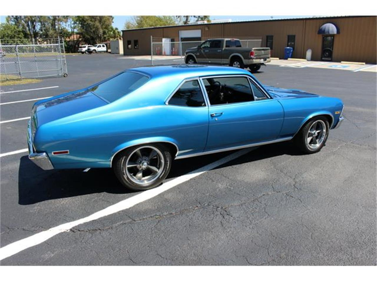 Large Picture of '71 Chevrolet Nova SS - IRAM