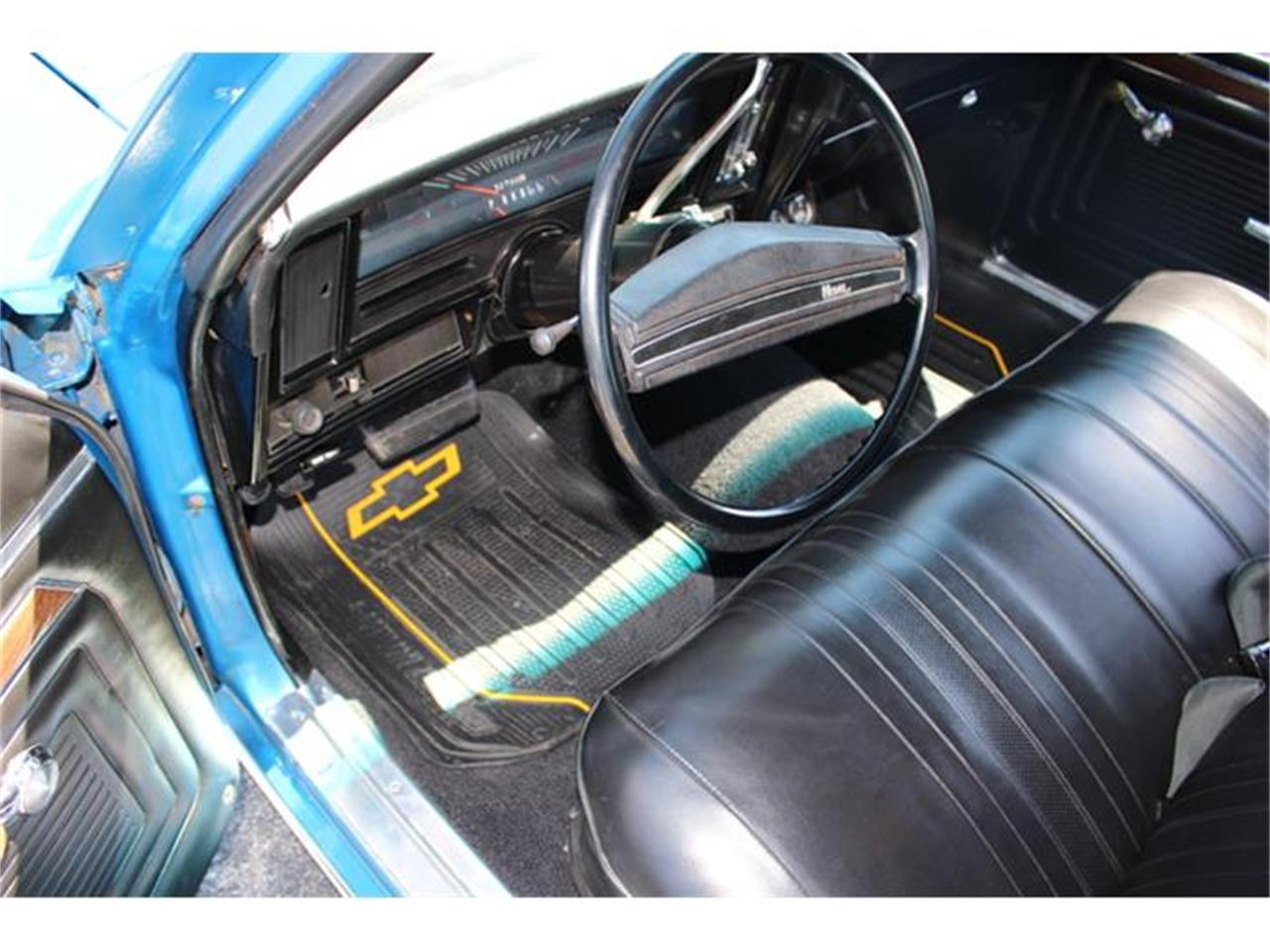 Large Picture of 1971 Chevrolet Nova SS located in Fort Myers/ Macomb, MI Florida - IRAM