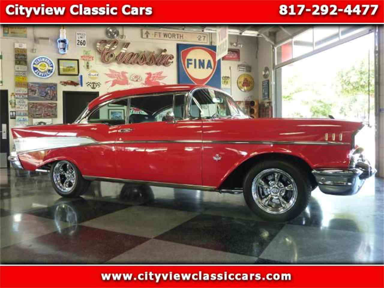 1957 Chevrolet Bel Air for Sale | ClassicCars.com | CC-875214