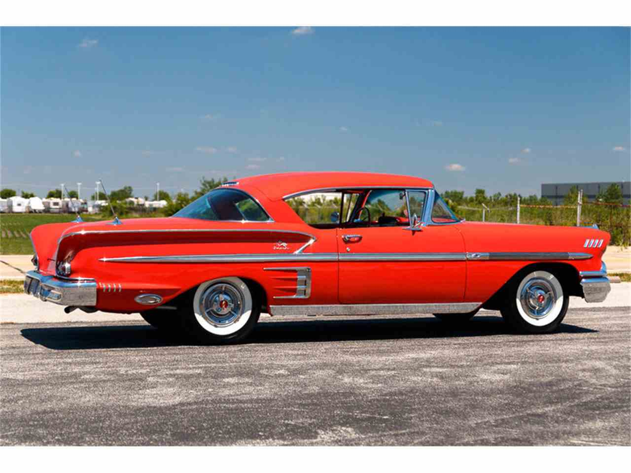 Large Picture of '58 Impala - IRCN