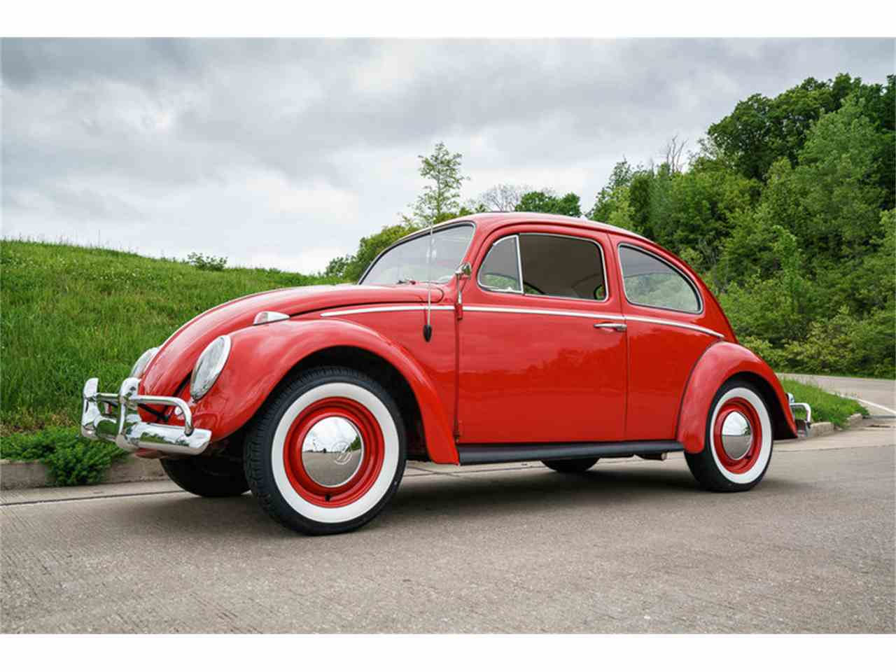 Large Picture of '64 Beetle - IRCO