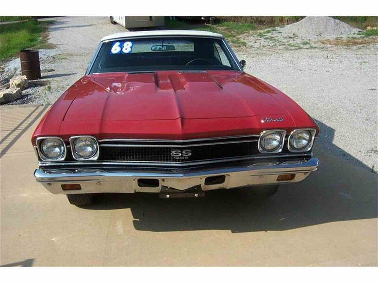 Large Picture of '68 Chevelle - IRDG
