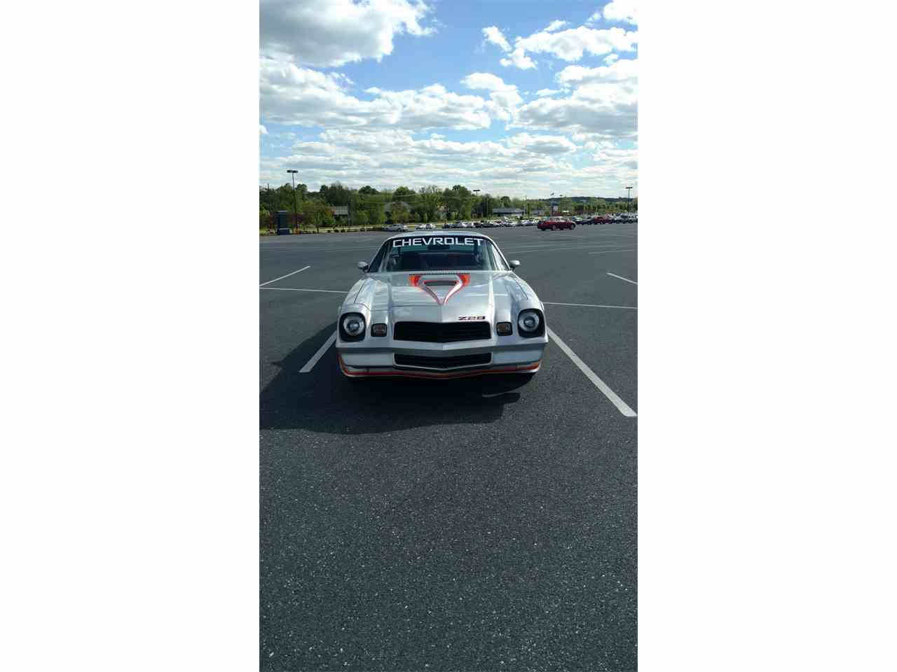 Large Picture of '79 Camaro Z28 - IRGP