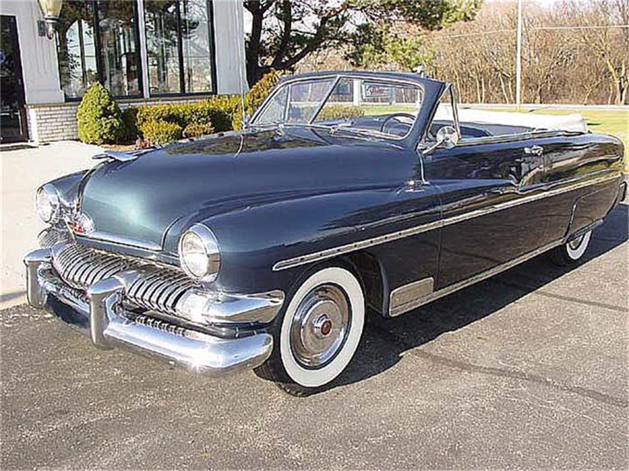 1951 mercury convertible for sale cc 875407. Black Bedroom Furniture Sets. Home Design Ideas