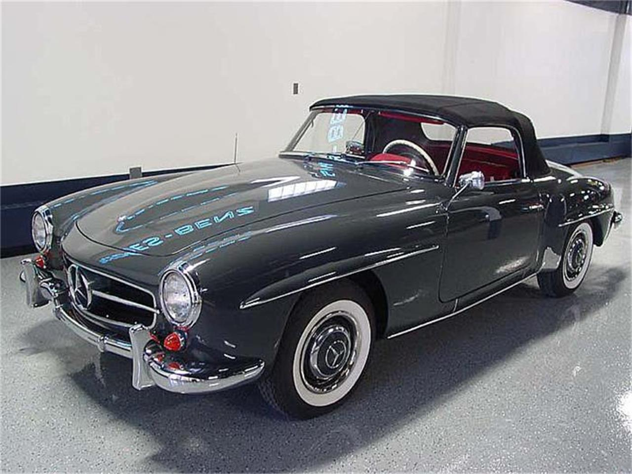 Large Picture of '62 190SL - IRH1