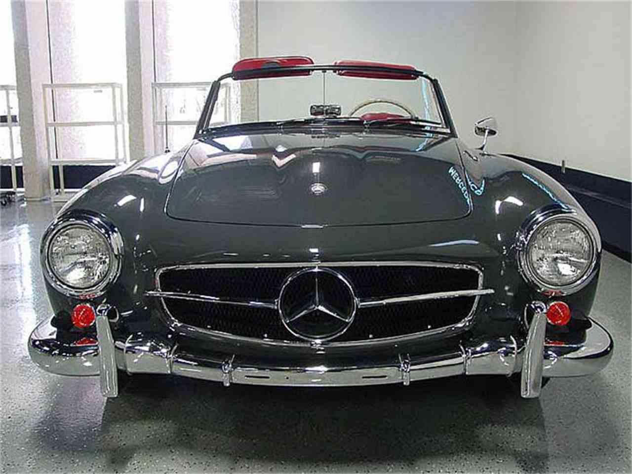 1962 Mercedes-Benz 190SL for Sale | ClassicCars.com | CC ...