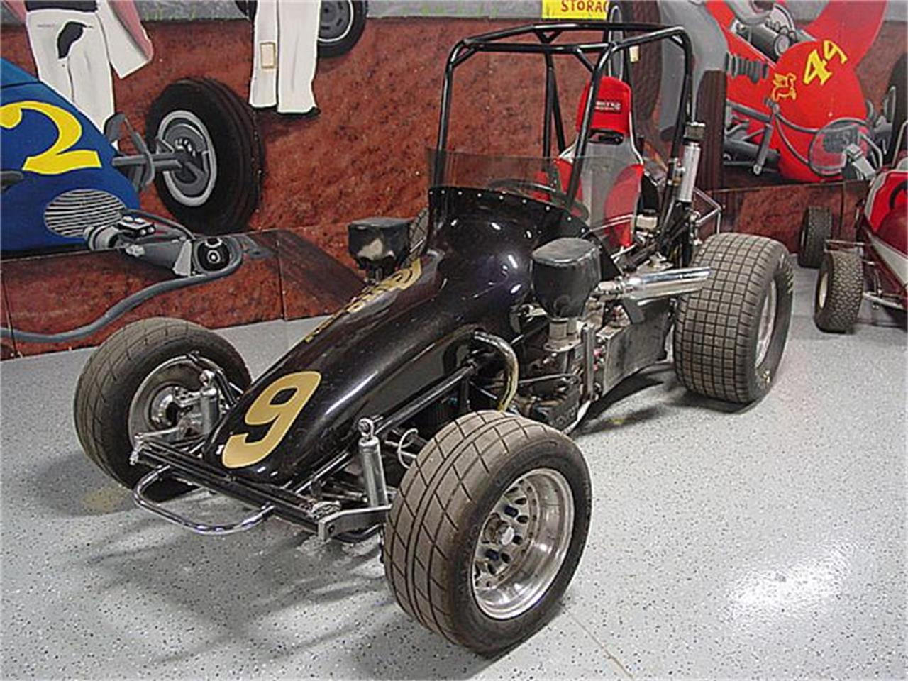 Bidding opens for The Kings Garage auction - Historic