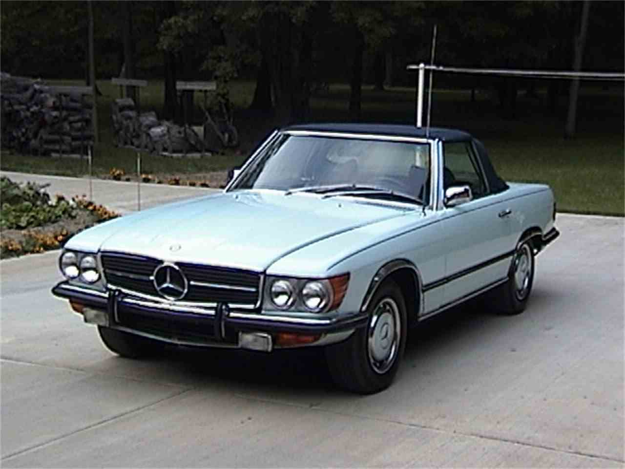 Large Picture of '72 350SL - IRHT