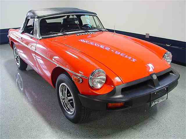 Picture of 1979 MG MGB Offered by Auto Gallery Colorado  - IRIA