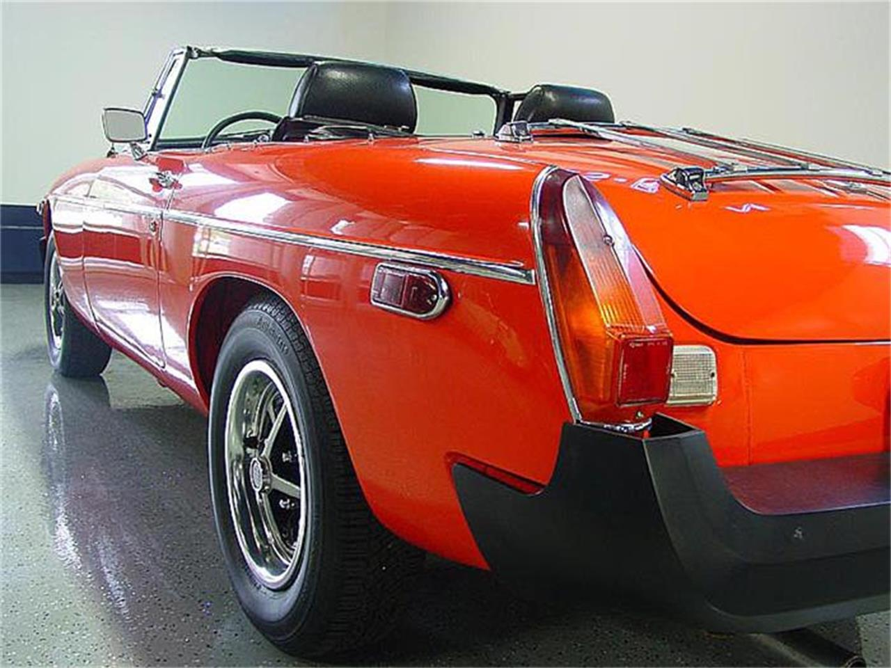 Large Picture of 1979 MG MGB located in Colorado - IRIA