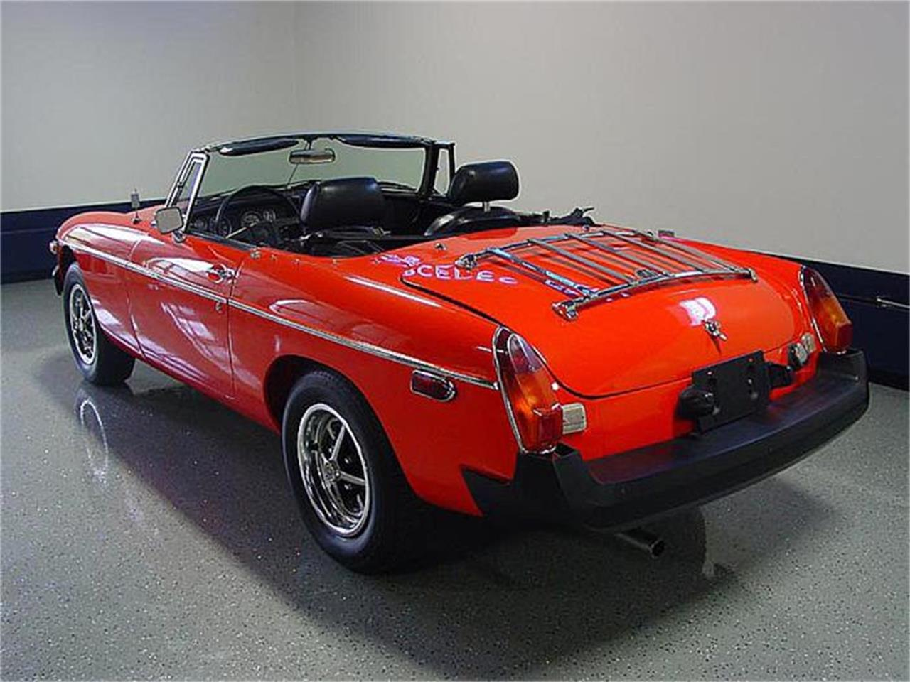 Large Picture of 1979 MG MGB located in Colorado Offered by Auto Gallery Colorado  - IRIA
