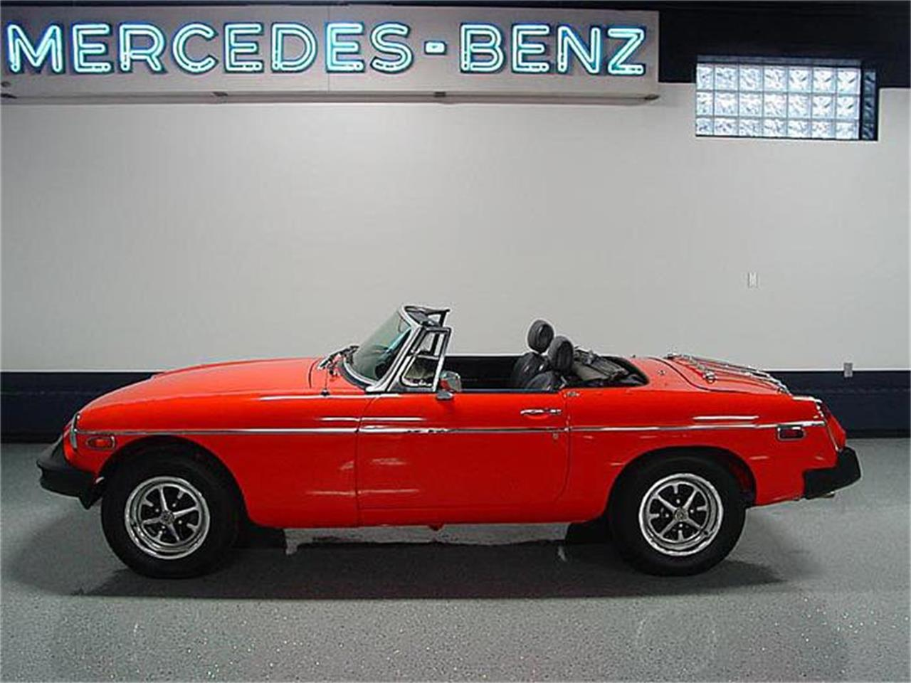 Large Picture of '79 MGB Offered by Auto Gallery Colorado  - IRIA