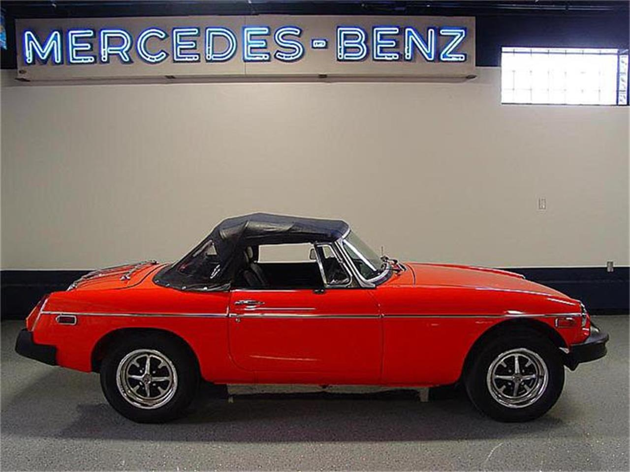Large Picture of 1979 MGB - $11,900.00 Offered by Auto Gallery Colorado  - IRIA