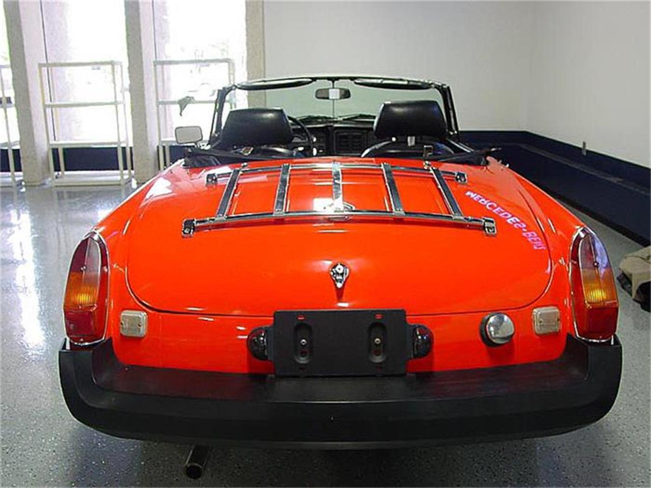 Large Picture of '79 MG MGB - IRIA